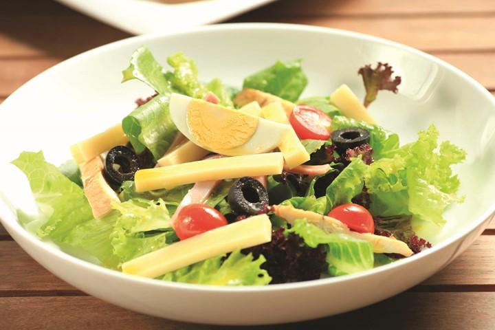 3 món salad tươi ngon cho mùa thu