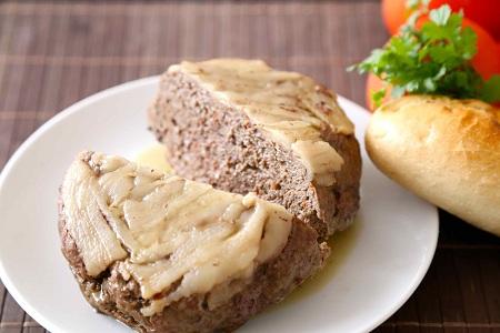 Pate gan bánh mì